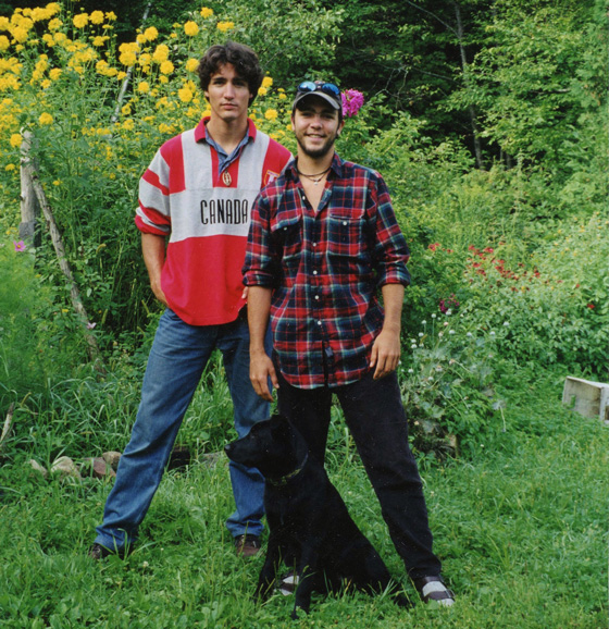 Justin Trudeau brother Michel Trudeau